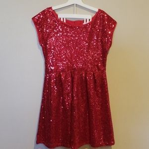 Epic Thread Big Girl Sequin Dress